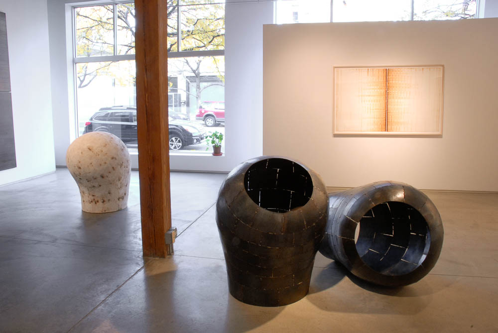 Actuation – Conversion Exhibition, 2014, McCormick Gallery Chicago, Front Gallery North View