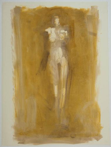 Anima. 2001. Monotype. 29¾ x 22¼