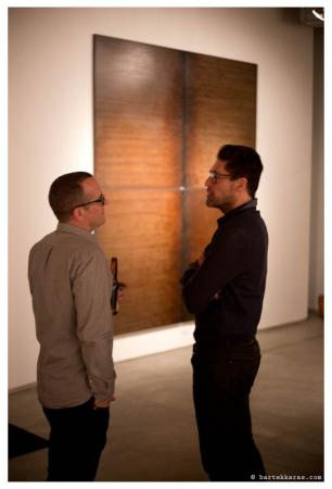 Actuation – Conversion Exhibition, Darrin Hallowell, 2014, McCormick Gallery Chicago, Opening Reception